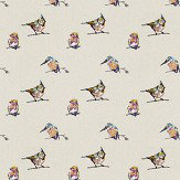 Harlequin Persico Damson, Lime & Plum Fabric - Product code: 131848