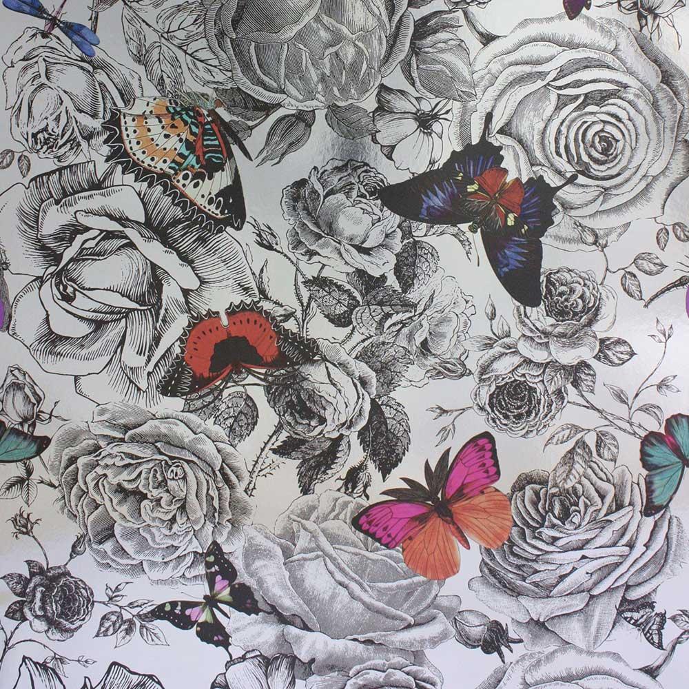 Butterfly Garden By Osborne Amp Little Original On Foil