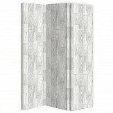 Arthouse Salcombe Wood Room Divider White - Product code: 004624