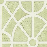 Sanderson Garden Plan Garden Green Wallpaper - Product code: 216315