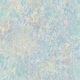 Osborne & Little Fresco Blue / Mint Wallpaper - Product code: W7023/08