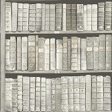 Elizabeth Ockford Trinity Library Grey Wallpaper - Product code: WP0091401