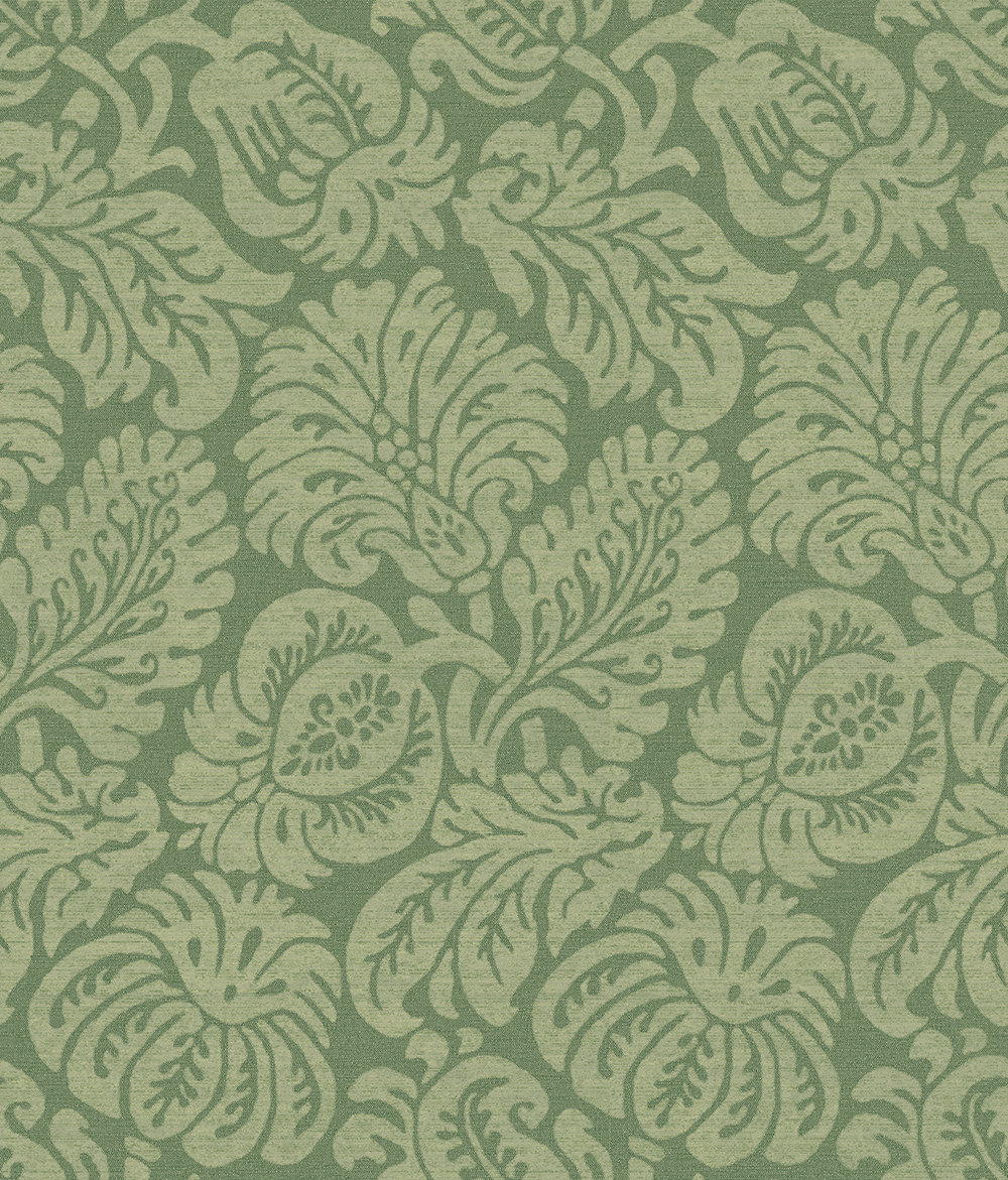 Little Greene Palace Road Oakes Wallpaper main image