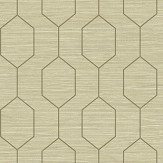 Elizabeth Ockford Kemptown Brown / Linen Wallpaper - Product code: WP0080804