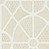 Sanderson Garden Plan Canvas Wallpaper - Product code: 216316