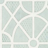 Sanderson Garden Plan Wedgwood Wallpaper - Product code: 216317