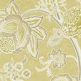 Sanderson Shalimar Linden / Taupe Wallpaper - Product code: 216310
