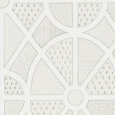 Sanderson Garden Plan Chalk Wallpaper - Product code: 216318