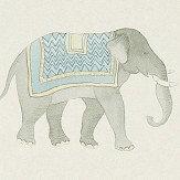 Sanderson India Wedgwood / Cream Wallpaper - Product code: 216332