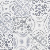 Designers Guild Pesaro Graphite Wallpaper