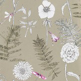 Designers Guild Acanthus Gold Wallpaper