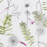 Designers Guild Acanthus Moss Wallpaper - Product code: PDG1022/04