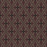Little Greene Bayham Abbey Monarch Wallpaper - Product code: 0251BAMONAR