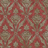 Little Greene Borough High St Beet Wallpaper - Product code: 0251BHBEETZ