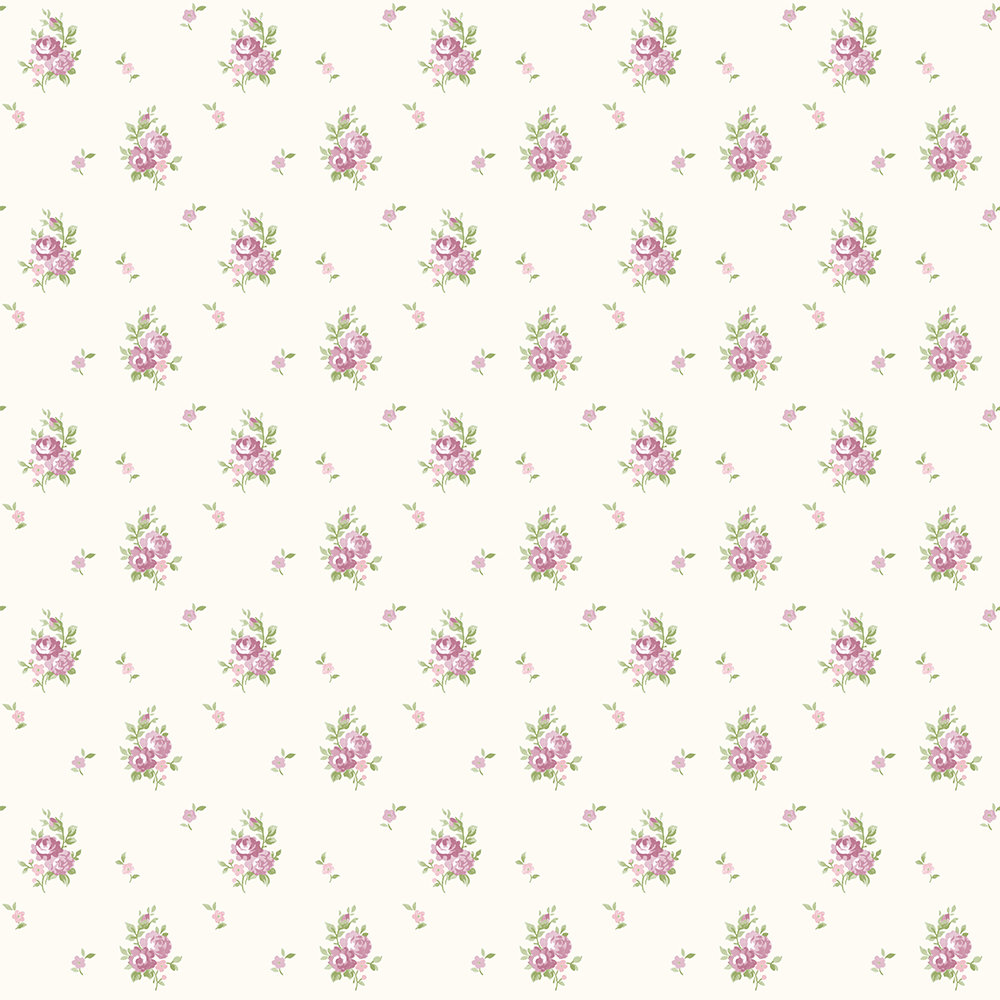 The Paper Partnership Betty Sage Wallpaper - Product code: LL 00312