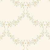 The Paper Partnership Anna Vanilla Wallpaper - Product code: LL 00306