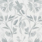 Designers Guild Patanzzi Graphite Wallpaper