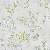Designers Guild Faience Duck Egg Wallpaper