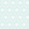 The Paper Partnership Elizabeth Duck Egg Blue Wallpaper - Product code: LL 00304
