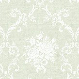 The Paper Partnership Elizabeth Sage Wallpaper - Product code: LL 00310