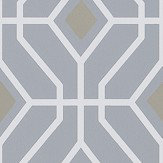 Designers Guild Laterza Zinc Wallpaper