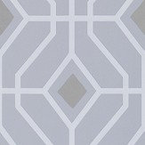 Designers Guild Laterza Platinum Wallpaper