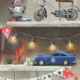 Arthouse Boy's Life Multi Wallpaper - Product code: 696000