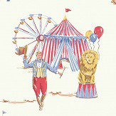 Arthouse Circus Fun Multi Wallpaper