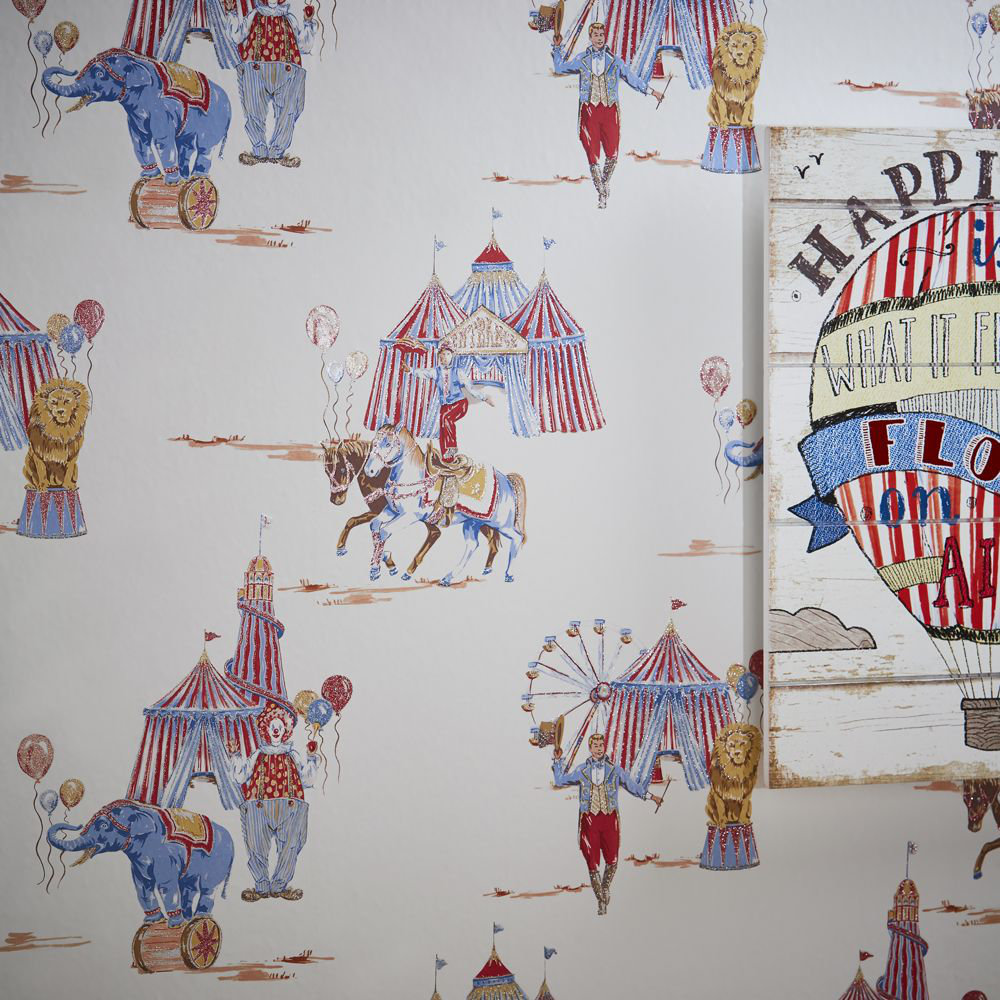 Arthouse Circus Fun Multi Wallpaper - Product code: 696001