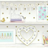 Arthouse Girl's Life Multi Wallpaper - Product code: 696004