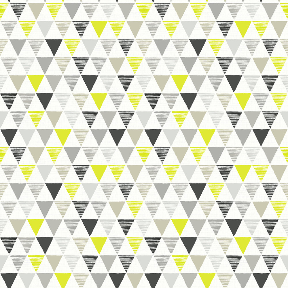 Arthouse Jester Lime Wallpaper - Product code: 696006
