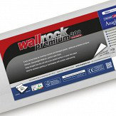 Wallrock Wallrock Premium 200 55 Single Paintable White Wallpaper
