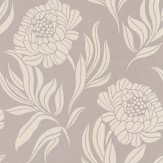 1838 Wallcoverings Chatsworth Gold / Parchment Wallpaper