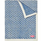 Joules Sailing Boats Woven Throw