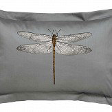 Harlequin Demoiselle Oxford Pillowcase Patterned