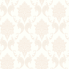 The Paper Partnership Grace Nutmeg / Cream Wallpaper - Product code: LL 00323
