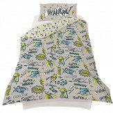 Arthouse Superhero Duvet Set Multi  Duvet Cover