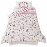Arthouse Paris with Love Duvet Set Multi Duvet Cover - Product code: 004706