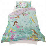 Arthouse Mermaid Duvet Set Multi Duvet Cover
