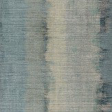 Anthology Lustre Topaz / Argent Wallpaper