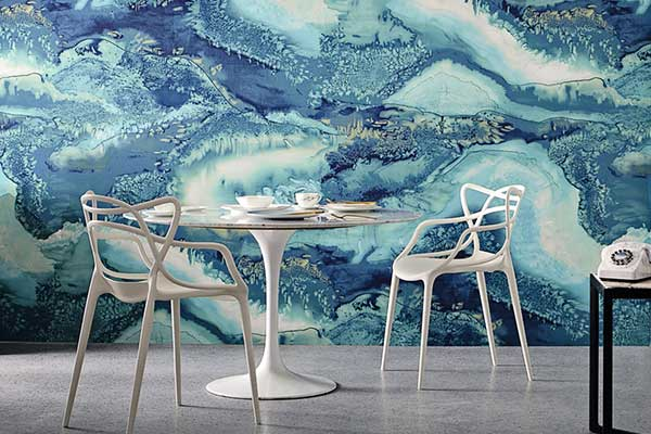 Anthology Obsidian Azurite Wallpaper - Product code: 111596