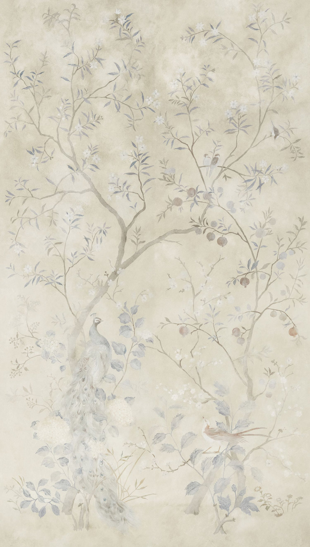 rotherby panels a b by zoffany indienne wallpaper directzoffany rotherby panels a b indienne mural main image