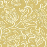 Blendworth Jacobean Baroque Wallpaper - Product code: CBW174