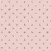 Blendworth Classical Star Patisserie Pink Wallpaper - Product code: CBW179