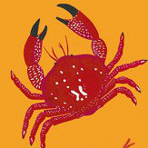 Coordonne Crustaceos Mustard Wallpaper - Product code: 5900041