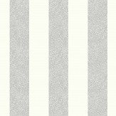 Arthouse Glitterati Stripe Platinum Wallpaper