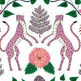 Coordonne Cheetahs Multi Wallpaper - Product code: 5900045