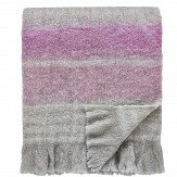 Sanderson Wisteria Falls Blanket Throw