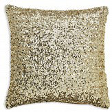 Arthouse Sparkle Cushion Gold