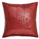Arthouse Glitz Cushion Red